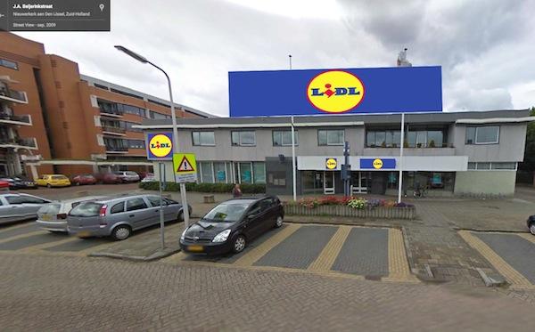 Directie Lidl Dorrestein Te Klein Voor Twee Supermarkten